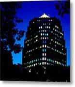 American Century Tower 1 Metal Print