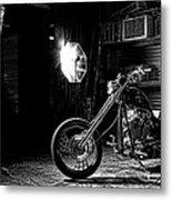 American Chopper Metal Print