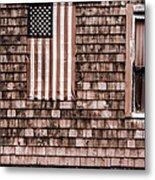 American Colors Of Maine Metal Print