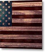American Flag I Metal Print