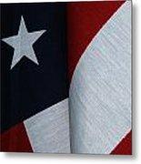 American Flag Metal Print