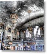 American Haunting Union Station Denver Colorado Metal Print