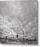 American Highway Metal Print