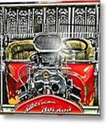 American Hot Rod Metal Print