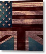 American Jack I Metal Print by April Moen