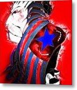 American Justice Metal Print