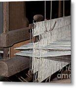 American Loom 1 Of 3 Metal Print