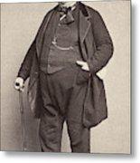 American Man, 1860s Metal Print