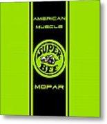 American Muscle - Mopar II Metal Print