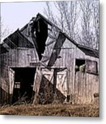 American Rural Metal Print