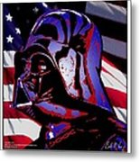 American Sith Metal Print
