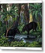 American Tapir Metal Print