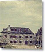 Fort Ticonderoga Metal Print