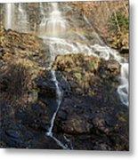 Amicalola Falls  Rainbow Metal Print