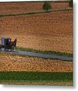 Amish Country Lancaster Pennsylvania Metal Print