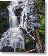 Ammons Falls Metal Print