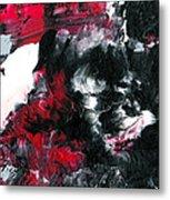Amorphous Pleasure Metal Print