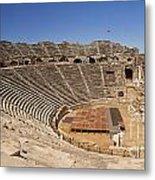 Amphitheatre In Side Turkey Metal Print