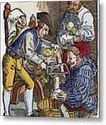 Amputation, 1540 Metal Print