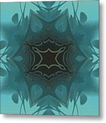 An Addictive Pattern Metal Print