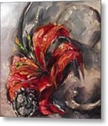 An Age Old Gift Metal Print