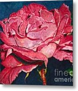 An American Beauty Metal Print