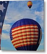 An American Tradition Metal Print