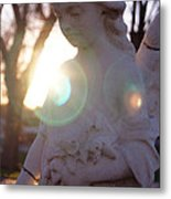 An Angel For Walter Metal Print