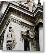 An Angel In Rome Metal Print