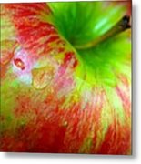 An Apple A Day Metal Print