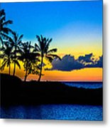 An Evening At Ko Olina Metal Print