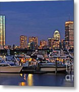 An Evening On The Charles Metal Print