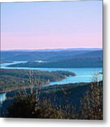 An Everyday View Metal Print