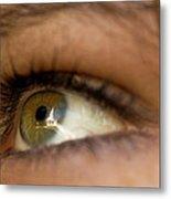 An Eye For Beauty Metal Print
