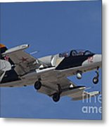 An L-39za Albatros Used As A Threat Metal Print