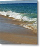 An Ocean View  Metal Print