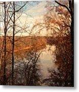 Anacostia River 6457 Metal Print