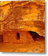 Anasazi Ruins  Metal Print by Jeff Swan