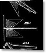 Anchor Patent Metal Print