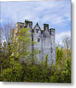 Ancient Castle Donegal Metal Print