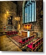 Ancient Cathedral Metal Print