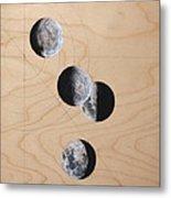 Ancient Circles Metal Print