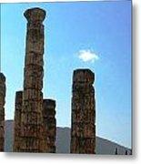 Ancient Delphi 16 Metal Print