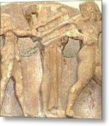 Ancient Delphi 27 Metal Print