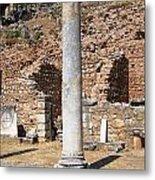 Ancient Delphi Metal Print