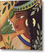 Ancient Egyptian Belle  Metal Print