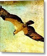 Ancient Hunter Metal Print