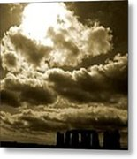 Ancient Mystery Metal Print
