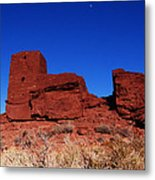 Ancient Pueblo Metal Print