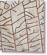 Ancient Runestone Metal Print